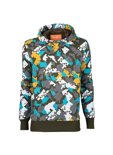 Bad Bear Sweatshirt Haki